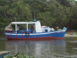 Rastreadores para barcos de pesca