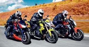 Rastreador com indenização para moto