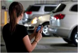 Rastreador de carro por celular