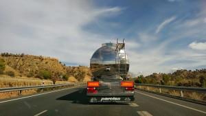Rastreador com seguro para caminhão