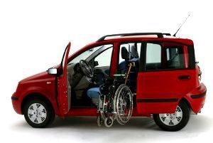 Seguro auto deficiente físico