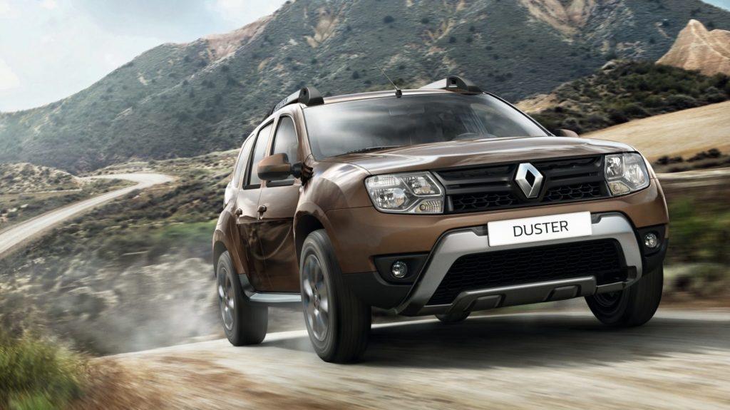 Preço médio do seguro Renault Duster