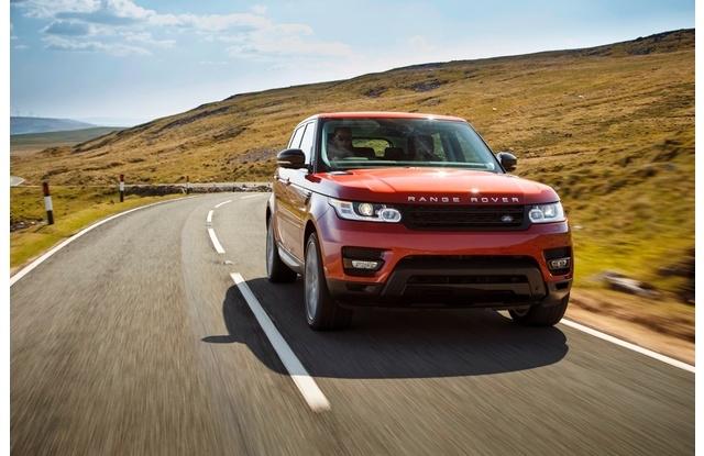 Preço médio do seguro da Range Rover Evoque