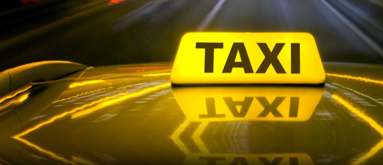 Rastreador com seguro para táxi
